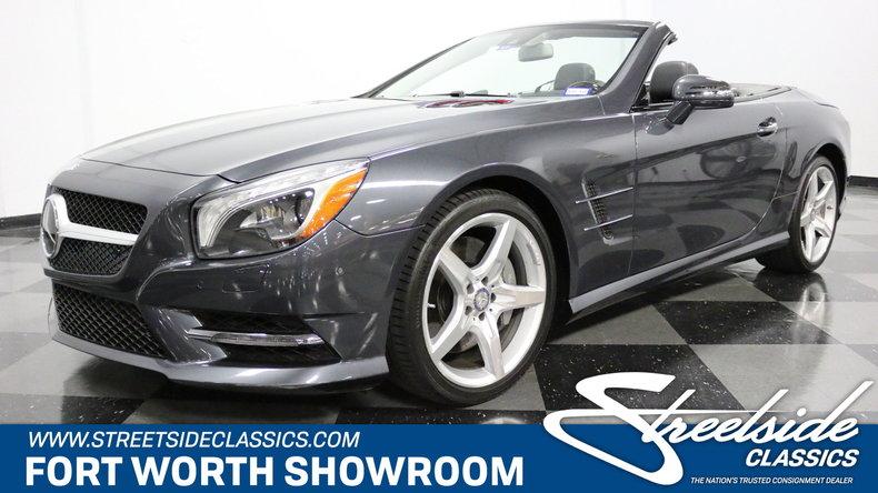 For Sale: 2013 Mercedes-Benz SL 550