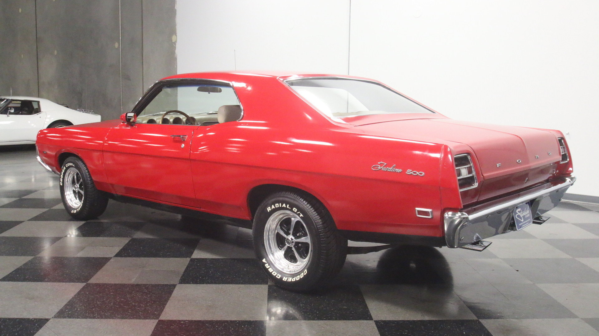 1969 Ford Fairlane For Sale 105533 Mcg Muscle Cars