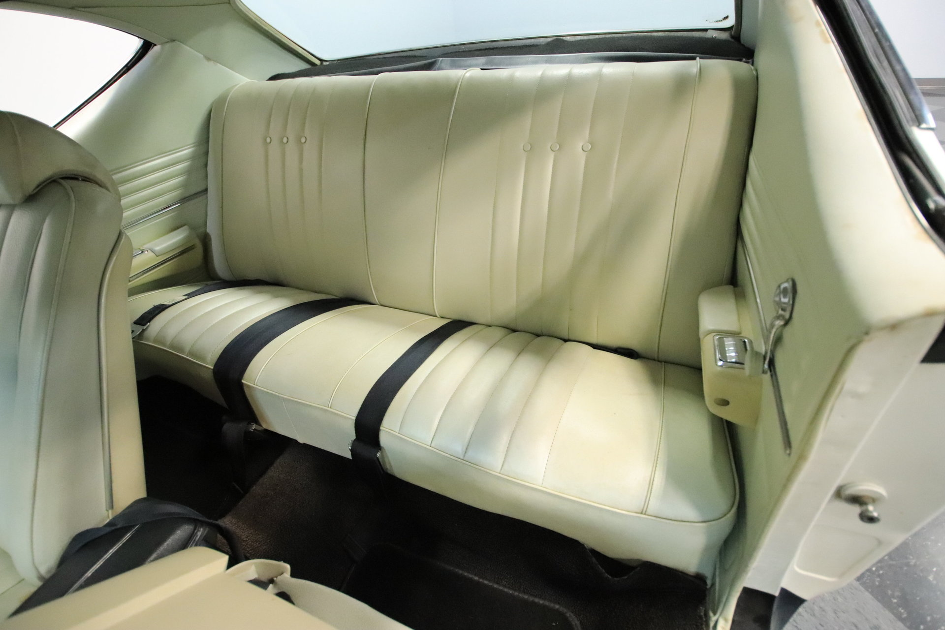 1968 Chevrolet Chevelle Ss 396 For Sale 100303 Mcg Chevy Seat Belt