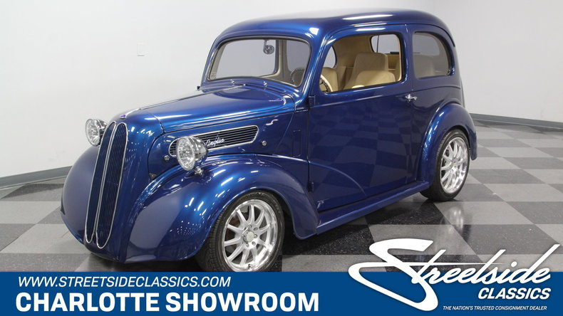 For Sale: 1949 Ford Anglia