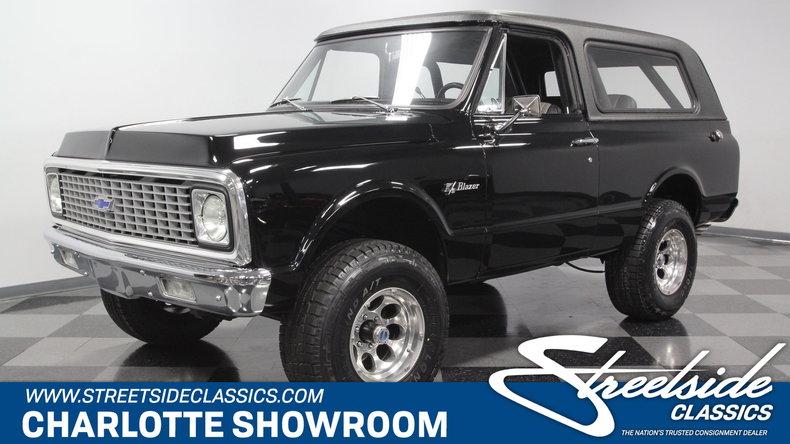 For Sale: 1972 Chevrolet K5