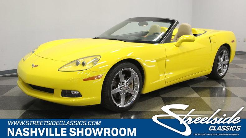 For Sale: 2008 Chevrolet Corvette