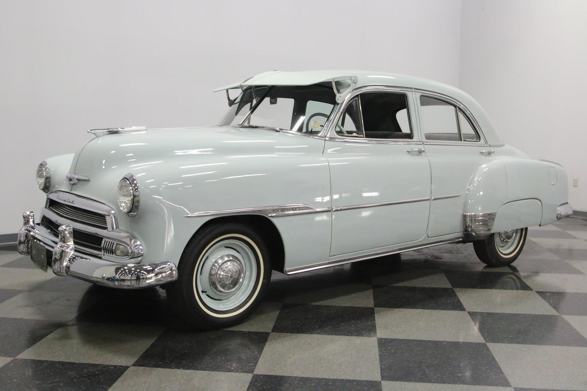 1951 Chevrolet Deluxe Berlin Motors 2 Door For Sale