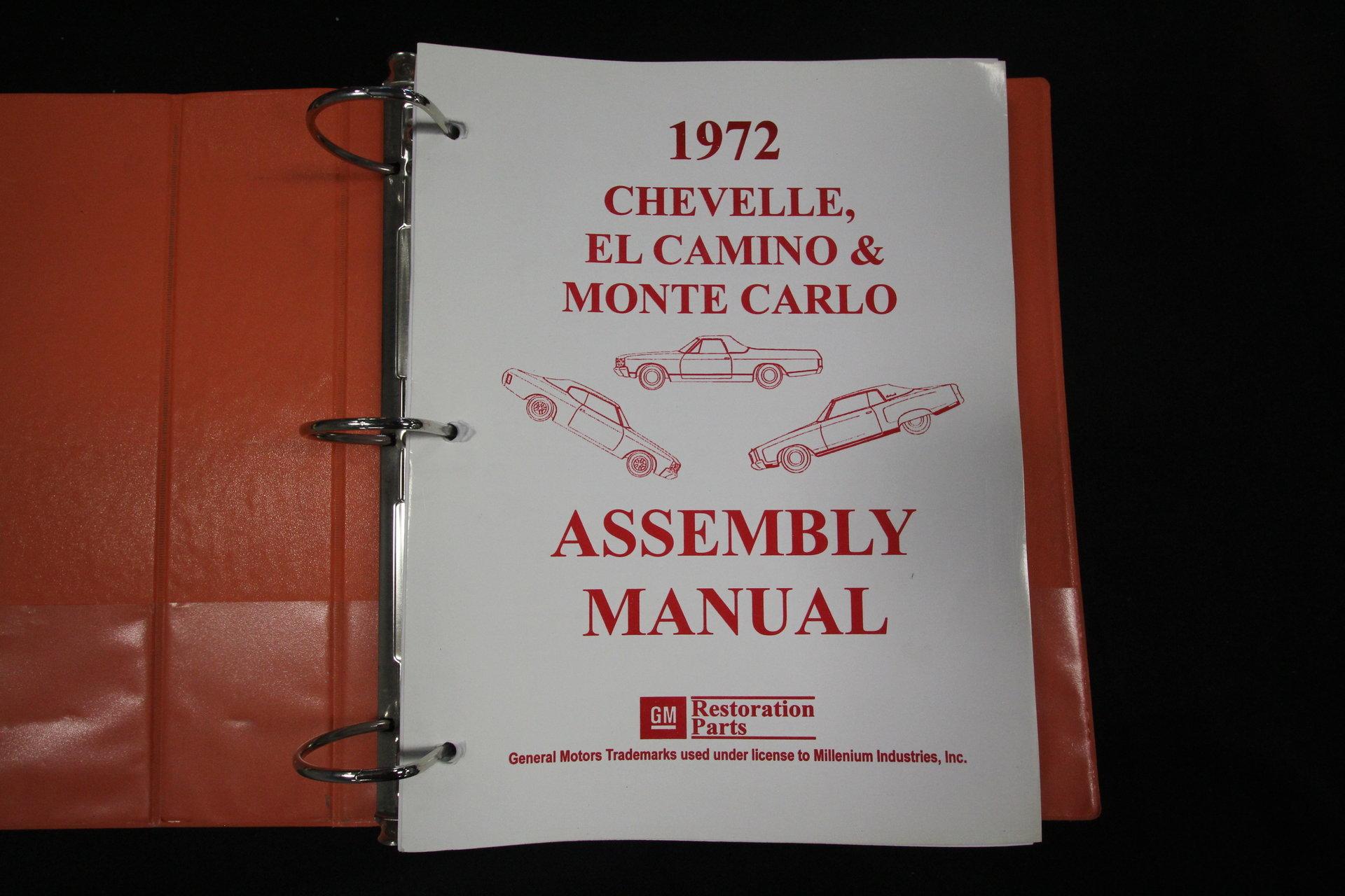 1972 Chevrolet El Camino for sale #101717   MCG
