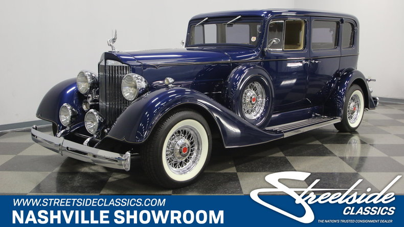 For Sale: 1934 Packard 110