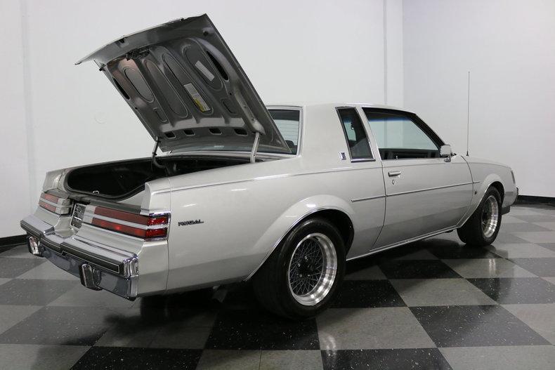1987 Buick Regal 42