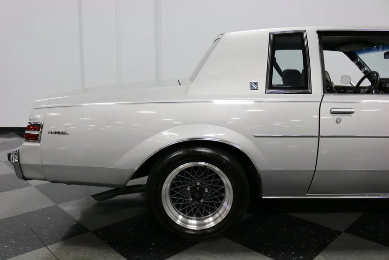 1987 Buick Regal 35