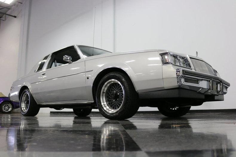 1987 Buick Regal 38