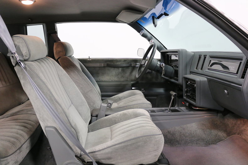 1987 Buick Regal 58