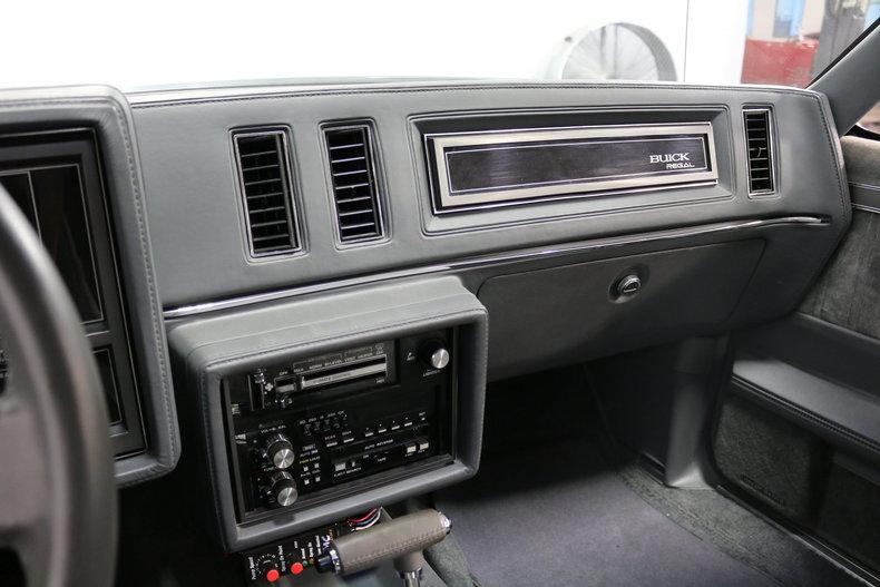 1987 Buick Regal 52