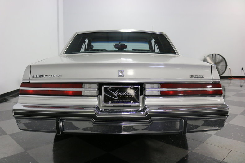 1987 Buick Regal 11