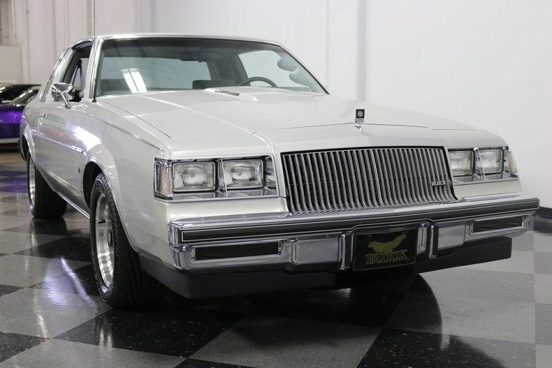 1987 Buick Regal 18