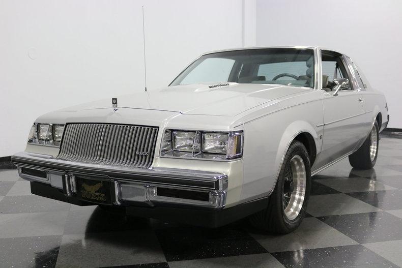 1987 Buick Regal 20