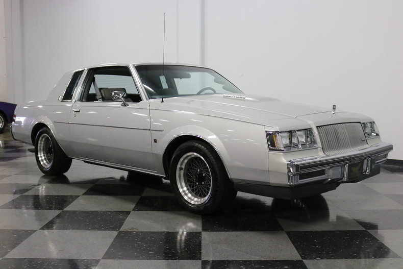 1987 Buick Regal 17