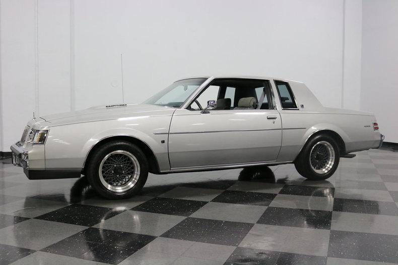 1987 Buick Regal 6