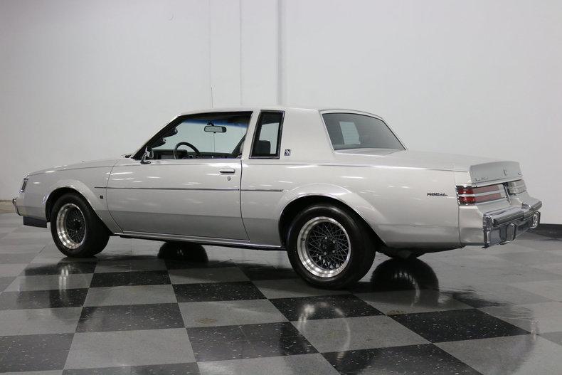 1987 Buick Regal 8