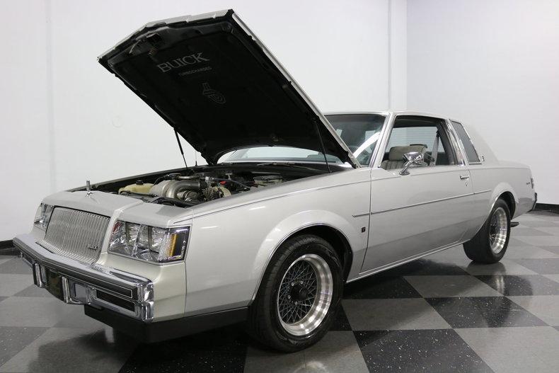 1987 Buick Regal 39