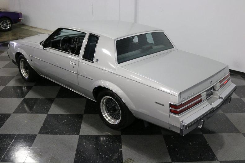 1987 Buick Regal 73