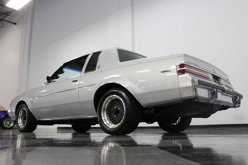 1987 Buick Regal 29