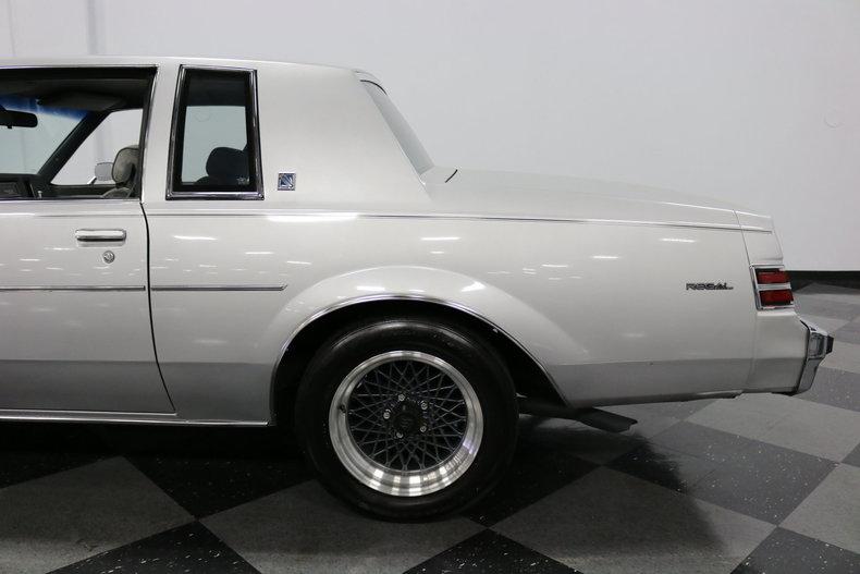 1987 Buick Regal 28