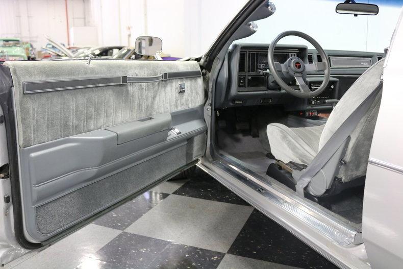 1987 Buick Regal 46