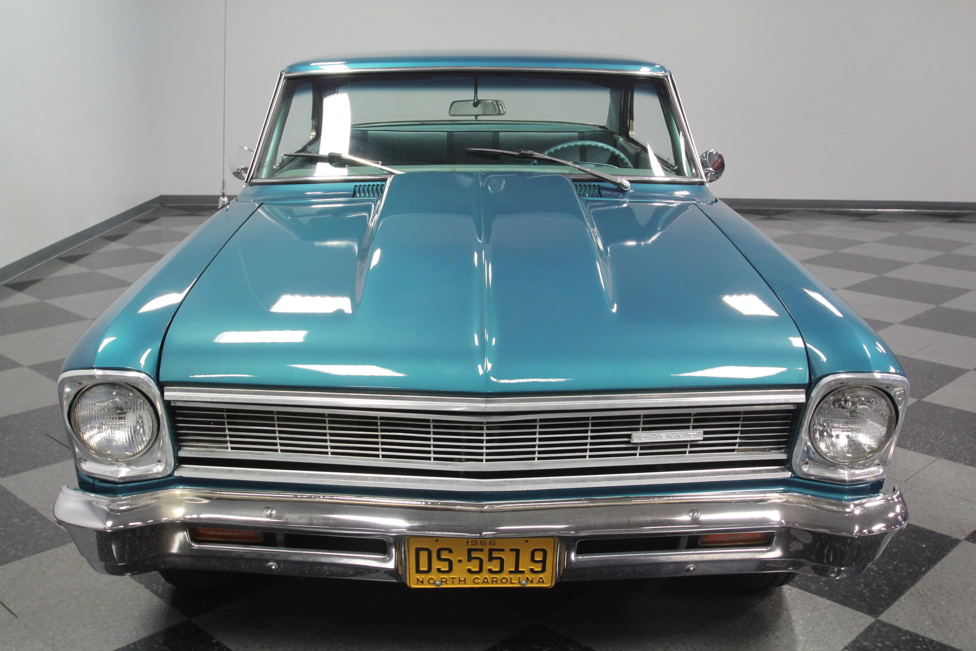 1966 Chevrolet Chevy Ii Nova For Sale 102764 Mcg