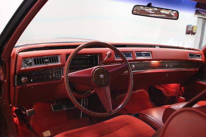 1976 Cadillac DeVille 33