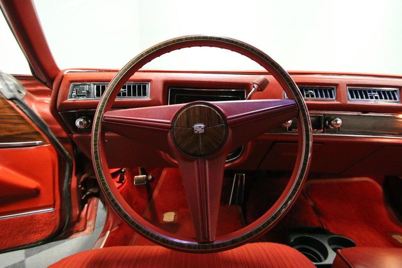 1976 Cadillac DeVille 34