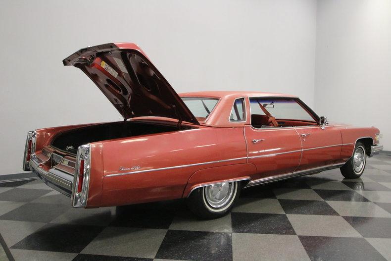 1976 Cadillac DeVille 26