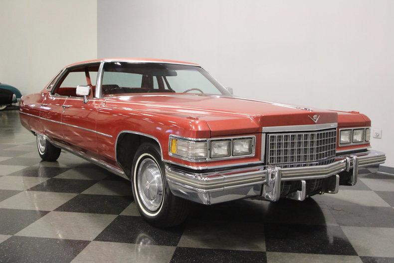 1976 Cadillac DeVille 18