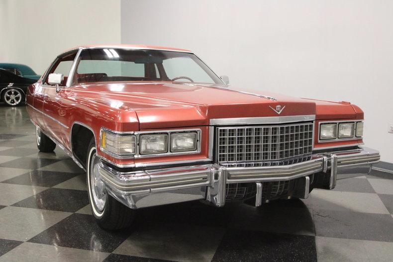 1976 Cadillac DeVille 19