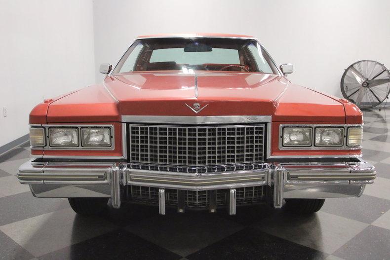 1976 Cadillac DeVille 20