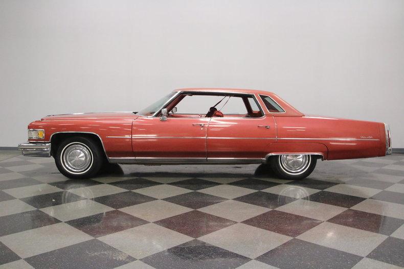 1976 Cadillac DeVille 7