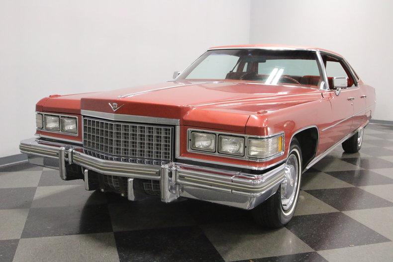 1976 Cadillac DeVille 21