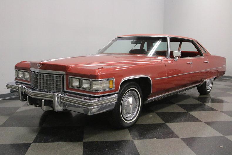 1976 Cadillac DeVille 5