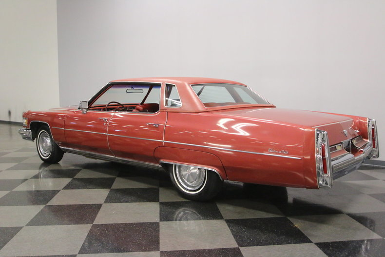 1976 Cadillac DeVille 8