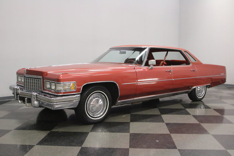 1976 Cadillac DeVille 6