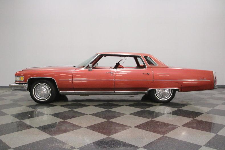 1976 Cadillac DeVille 2