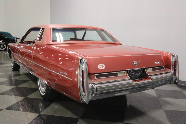 1976 Cadillac DeVille 10