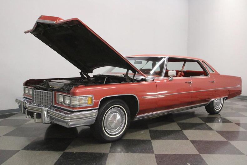 1976 Cadillac DeVille 22