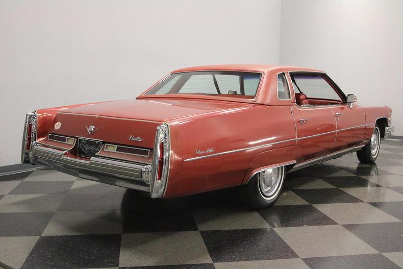 1976 Cadillac DeVille 12
