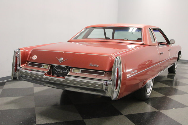 1976 Cadillac DeVille 13