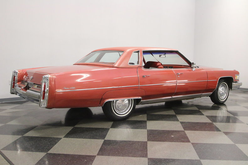1976 Cadillac DeVille 15