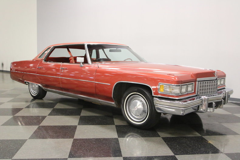 1976 Cadillac DeVille 17