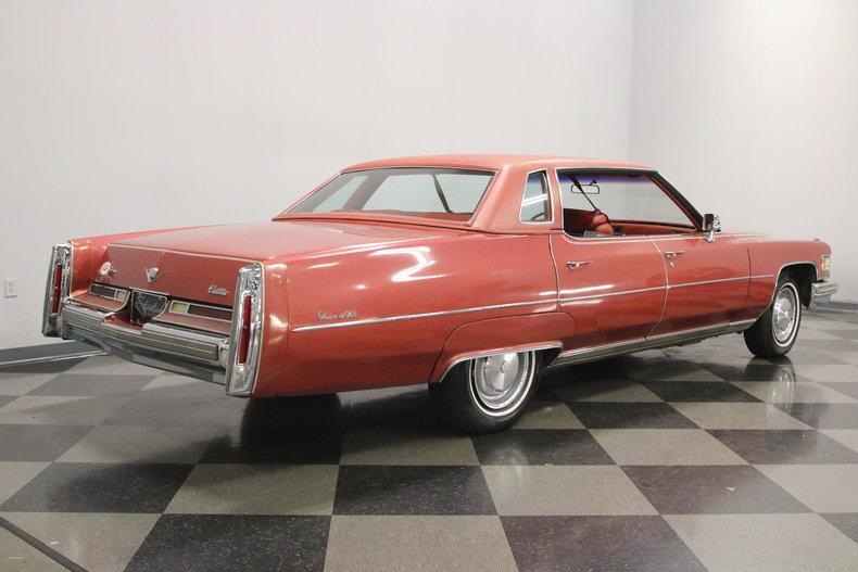 1976 Cadillac DeVille 14