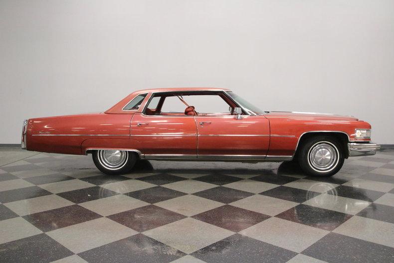 1976 Cadillac DeVille 16