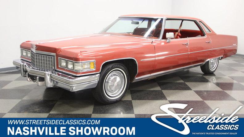 1976 Cadillac DeVille 1