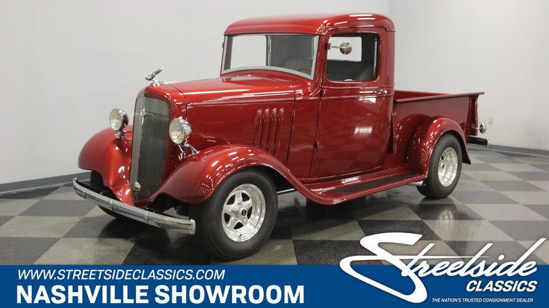 For Sale: 1935 Chevrolet Pickup
