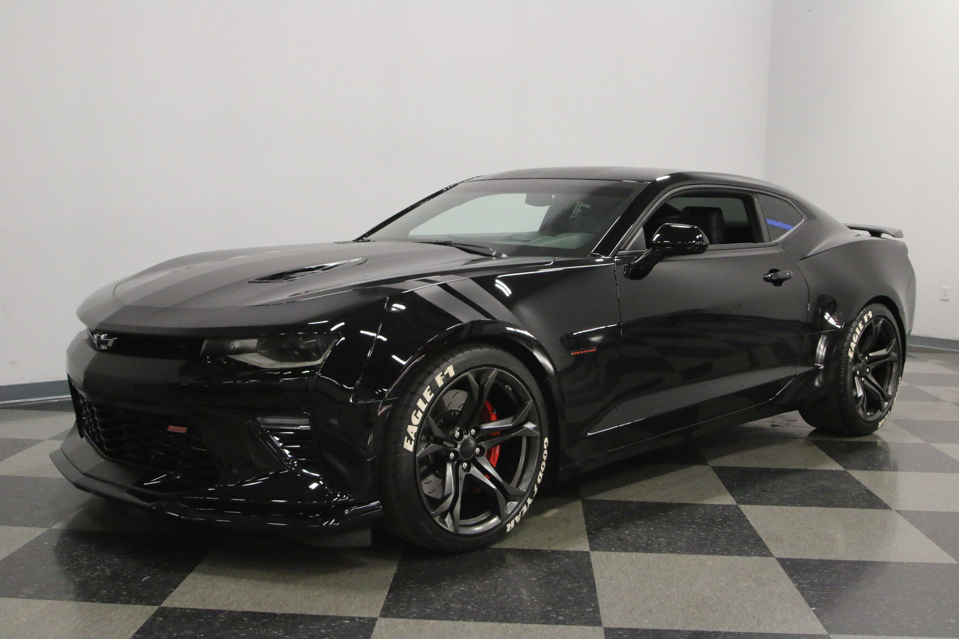 2016 chevrolet camaro 2ss for sale 105726 mcg. Black Bedroom Furniture Sets. Home Design Ideas