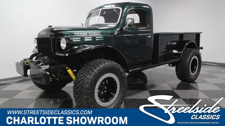 For Sale: 1956 Dodge Power Wagon